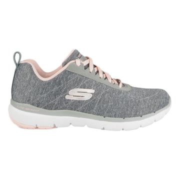 Skechers  13067 gray pink